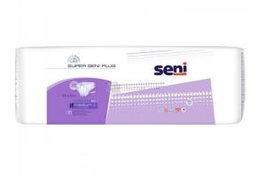 подгузники для взрослых Super Seni Plus / Супер Сени Плюс, размер M(80-110 см), 30 шт.