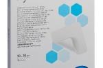 HydroTac - Губчатые повязки с гидрогелевым покрытием: 10х10 см, 10 шт.