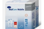Molicare Mobile Моликар Мобайл- впитывающие трусы: pазмер M (обхват бедер 80-120 см), 3 капли (около 1600 мл) , упаковка 14 шт., Германия