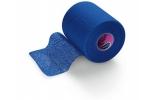 PEHA-HAFT:  самофиксирующийся бинт 4 м х 8 см, синий (не содержит латекс)